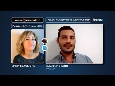 Anteprima del video Giuseppe MORANOPubbliche amministrazioni e nuovi istituti green
