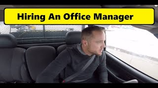 When is it time to hire an office manager in your lawn care business?