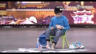 廈門神童上央視,竟然震驚了所有中國人!!!