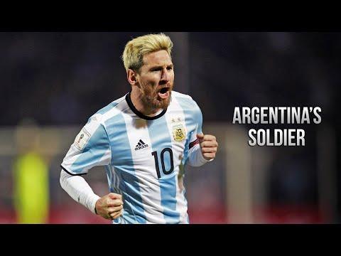 Lionel Messi - Argentina's Soldier • 2019
