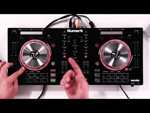 NUMARK® MIXTRACK PRO 3 III MTP3 DJ SOFTWARE CONTROLLER & USB