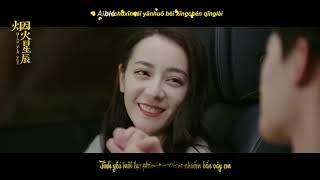 [Vietsub+ Kara]  Pháo Hoa Sao Trời–Lưu Vũ Ninh ♪ 烟火星辰 - 刘宇宁 《你是我的荣耀》Em Là Niềm Kiêu Hãnh Của Anh OST
