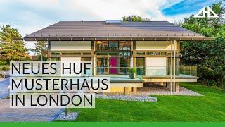 Neues Musterhaus in Groß-Britannien.