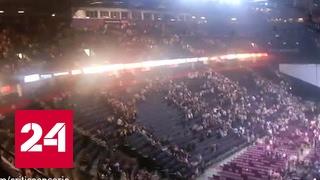 """Манчестер Арена"" и Ариана Гранде: краткая справка"