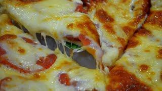 Тесто для пиццы как в пиццерии - проверенный рецепт./Pizza dough as in a pizzeria.