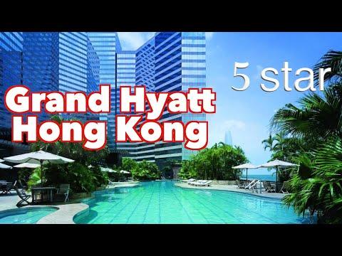 Grand Hyatt Hotel Hong Kong Review