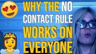 9 Reasons Why The No Contact Rule Works On Everyone 😍