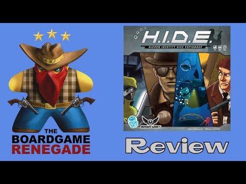 H.I.D.E Dice Game Review