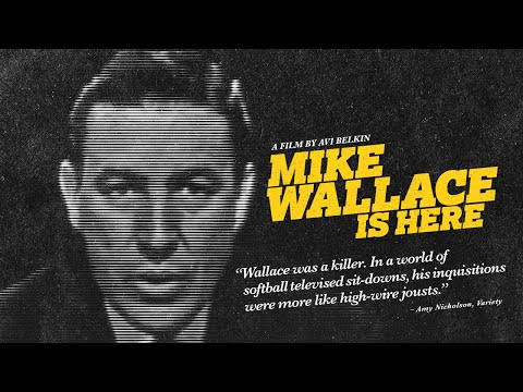 Movie Trailer: Mike Wallace Is Here (0)