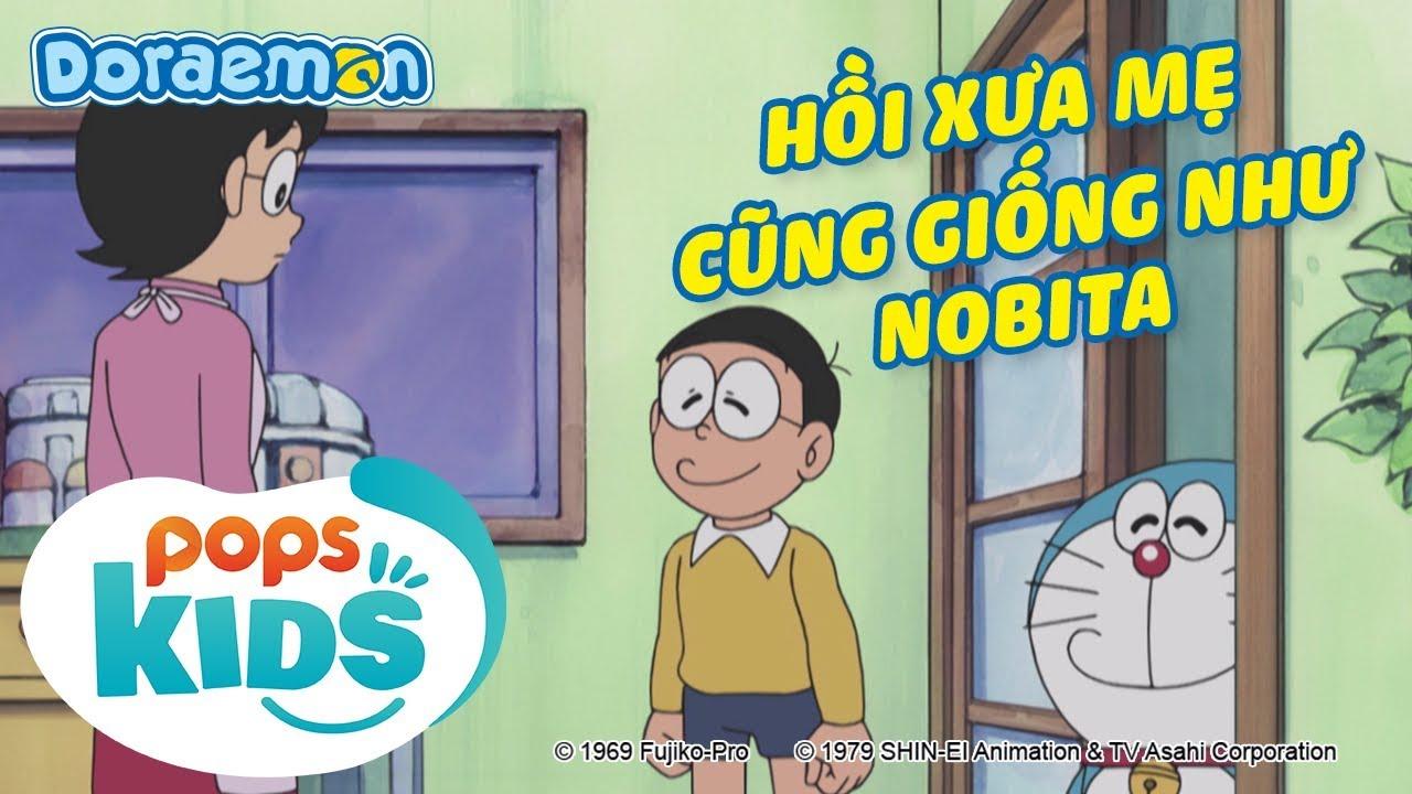 Doraemon SS7, Tập 356 - Hồi Xưa Mẹ Cũng Giống Như Nobita