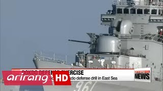 South Korean Navy kicks off Dokdo defense drill
