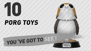 Porg Toys, Starring: The Last Jedi Porg // The Most Popular 2017 | Kholo.pk