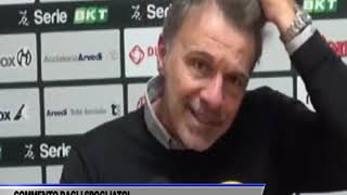INTERVISTA MARCO BARONI DOPO GARA CREMONESE - SALERNITANA