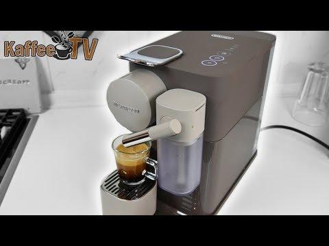 De'Longhi Lattissima One im Test: Nespresso-Maschine mit Milchaufschäumer
