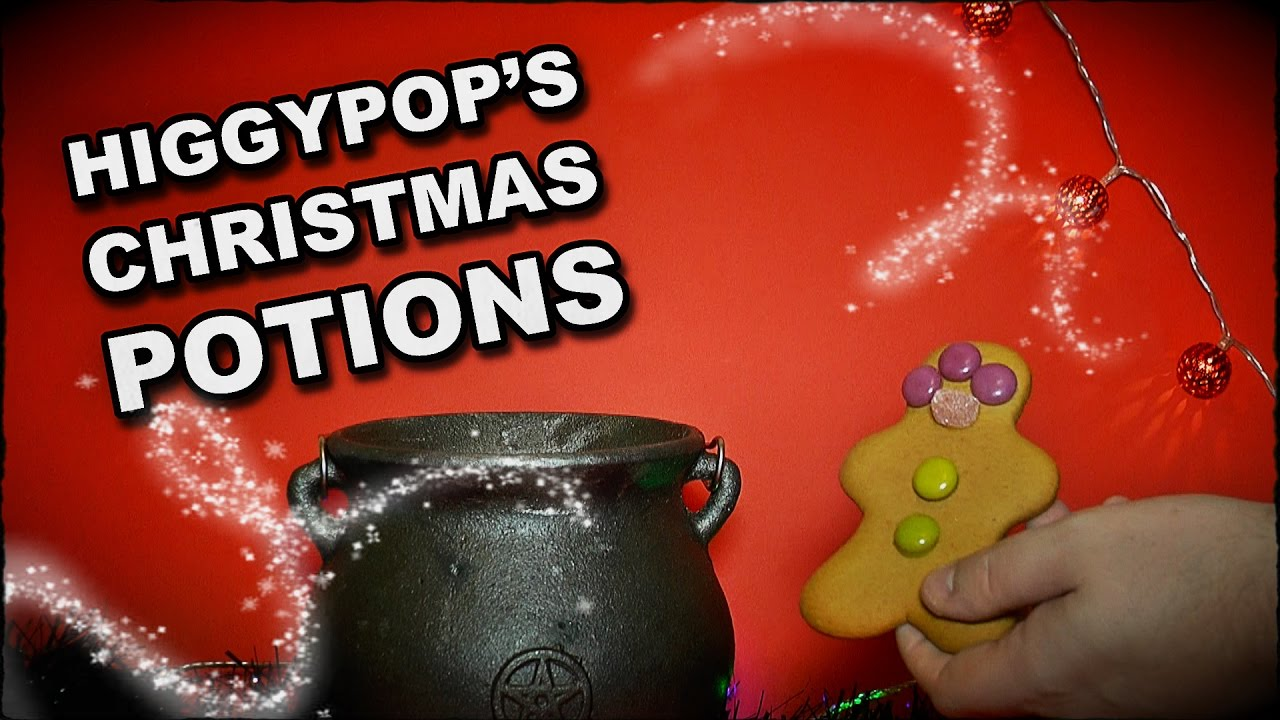 Higgypop's Christmas Potions