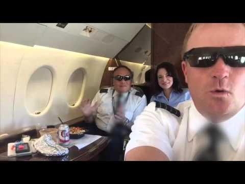 Om du trodde privatfly-pilot var drømmejobben…