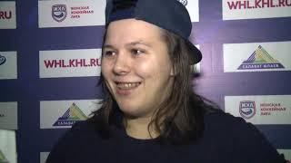 Ольга Сосина: «Приятно набрать 200 очков за «Агидель»