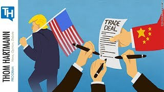 Did Trump Trade Populist Trade Message That Got Him Elected ? (w/Guest Curtis Ellis)