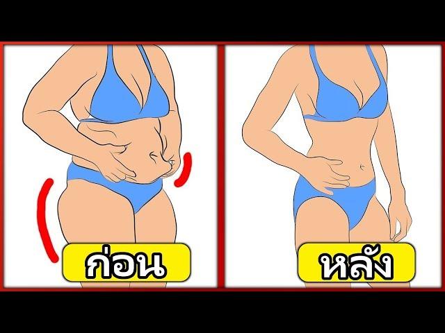 4 ท่าง่ายสุดๆสำหรับคนเริ่มต้นออกกำลังกาย ไม่มีอุปกรณ์