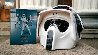SMS Audio Stars Wars Headphones Unboxing and Review (StormTrooper Edition) in 4K