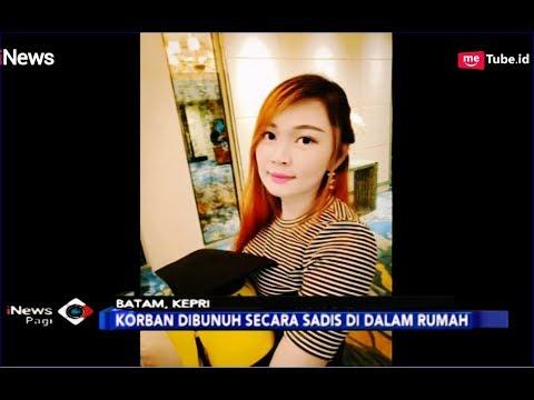 Wanita di Batam Tewas Bersimbah Darah, Sang Tunangan Nangis Histeris - iNews Pagi 12/02