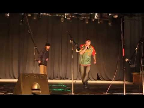 MC I.G.O & BBOY NEMO  (LIVE- გურჯაანი)