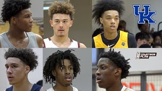 Kentuckys 2020 Recruiting Class Is STACKED!
