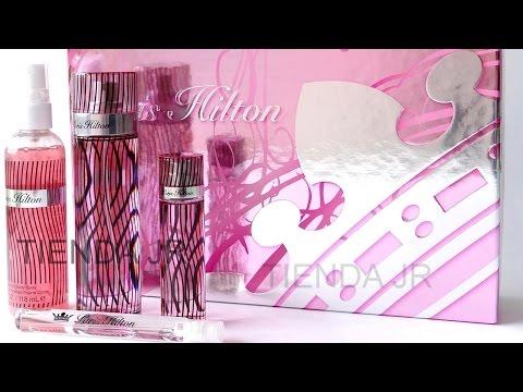 Unbox Estuche Para Mujer Paris Hilton Tradicional 3 Perfumes Eau De Parfum + Splash para el cuerpo