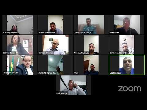 Reunião Ordinária (14/09/2020) - Câmara Municipal de Arcos