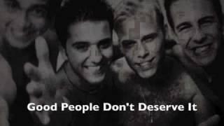 Good Things Bad People - A1 lyrics
