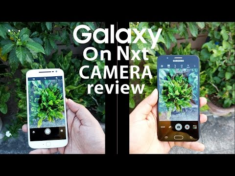 Samsung Galaxy On Nxt CAMERA Review- Best Camera Phone! (Vs Moto G4 Plus, Galaxy On8)