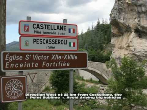 Camping International castellane partie 4/4