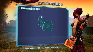 Borderlands 2 - Siren Solo Terramorphous - 13 seconds