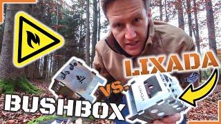 Bushbox vs. Lixada Hobo - Lieber günstig, oder doch besser das Original?