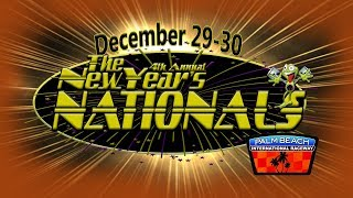 4th Annual New Year Nationals - Saturday, Part 2
