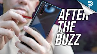Samsung Galaxy Note10+ After The Buzz - Still LOVING It?