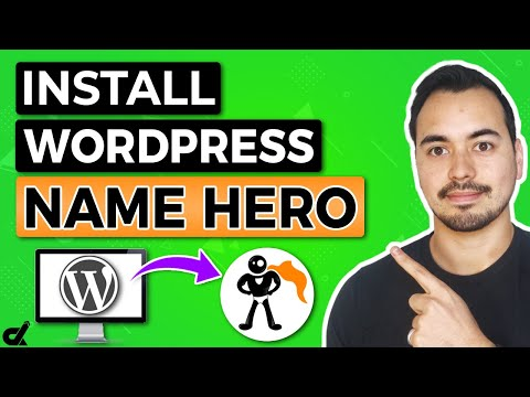 How To Install WordPress On NameHero 2021 🔥 + SSL & Email Setup [Tutorial: beginners buying guide]