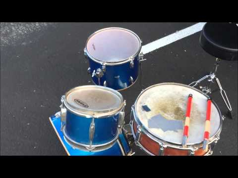 Real Use Parking Lot Rehearsal