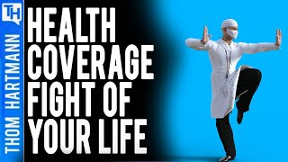 Is Health Insurance Run By Organized Crime (w/ Rep. Mark Pocan)
