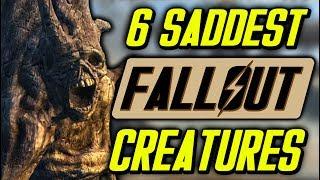6 Saddest Fallout Creatures