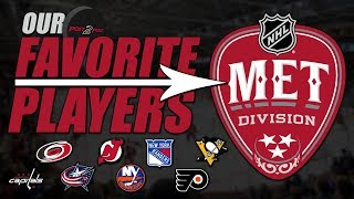 Our Favorite Players From Each Metro Division Team