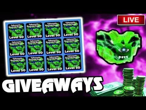 🔴 IMMORTAL PETS GIVEAWAYS!! *MAX LVL* | Roblox Ninja Legends NEW UPDATE!! | FREE ROBUX GIVEAWAY!!
