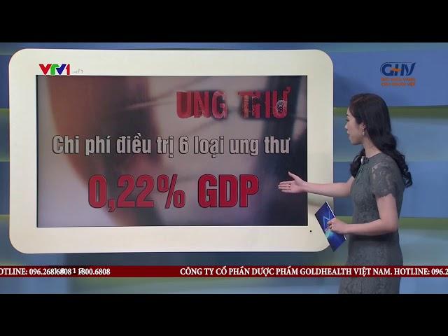 VTV1: Tình trạng báo động ung thư ở Việt Nam