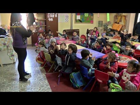 Liban : les enjeux de l'éducation pour les enfants réfugiés syriens