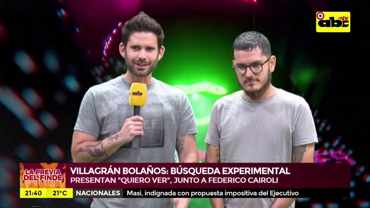 Villagrán Bolaños: nueva búsqueda en