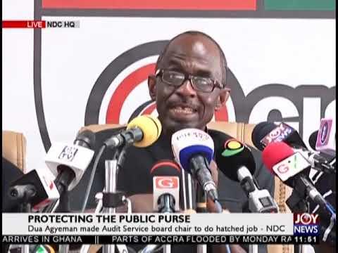Protecting The Public Purse - JoyNews (2-10-18)