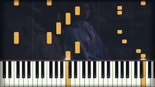 Jhené Aiko   Triggered | Piano Tutorial | Karaoke