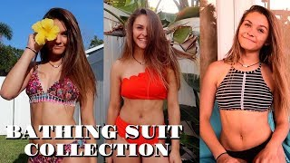 MY BATHING SUIT COLLECTION 2018! TRY ON HAUL!