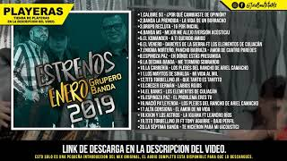 Mix Musica Banda/Grupero Enero 2019 Los Mejores Exitos ┃ Descarga Gratis