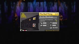 """C3Thon release: Arctic Monkeys - """"The Bad Thing"""""""